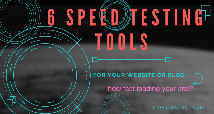 Website Speed Test Tools To Make Site Run Fast