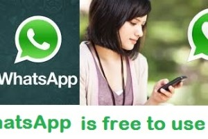 WhatsApp update: now free to use