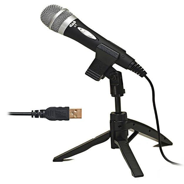 USB Dynamic Recording Microphone CAD U1-Review
