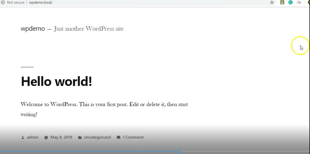 Local by Flywheel Tutorial Install WordPress on Localhost Computer