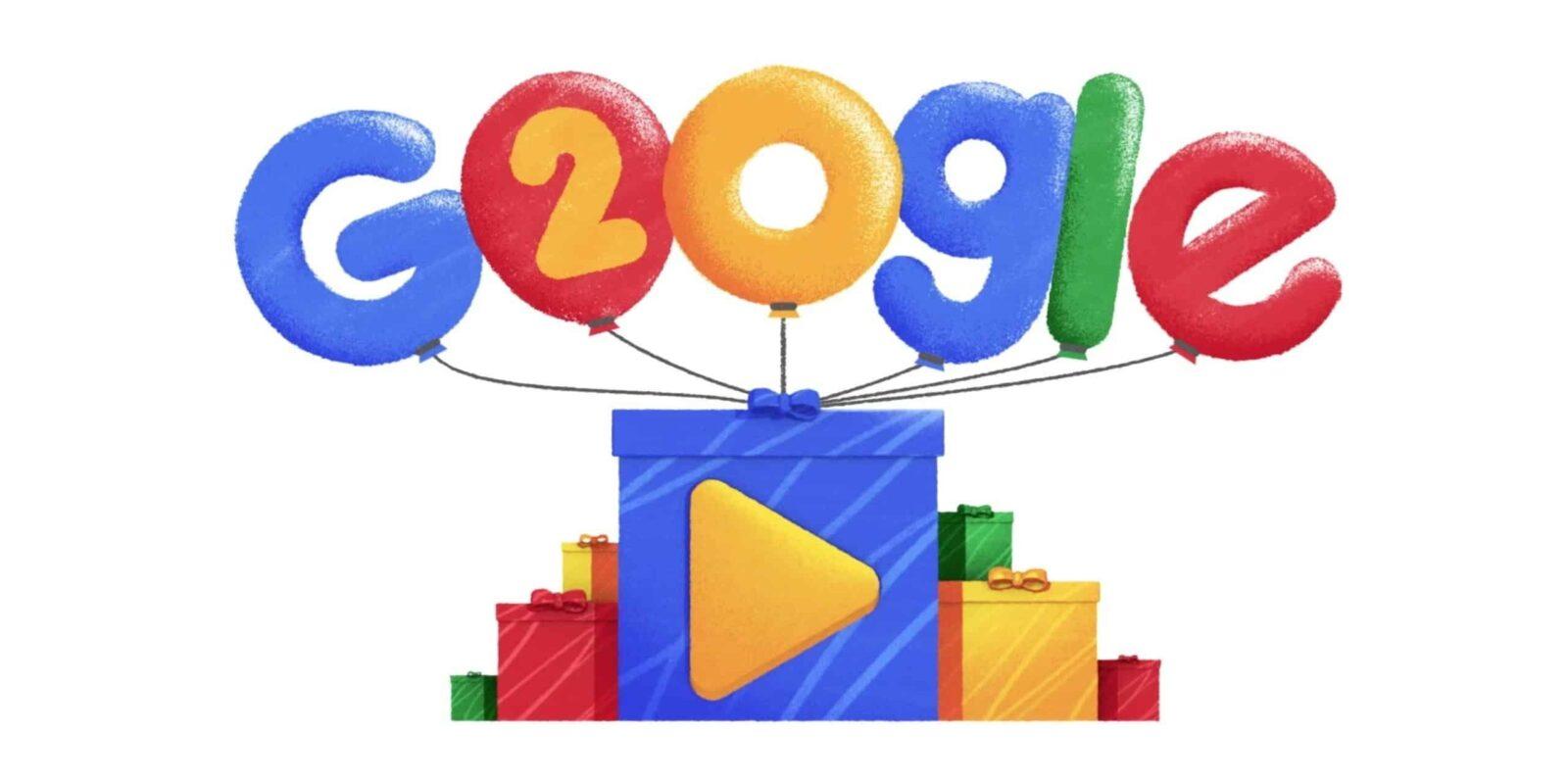 When is my birthday Google? Happy Birthday From Google