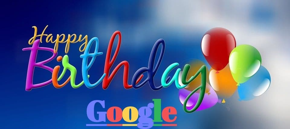 When is my birthday google